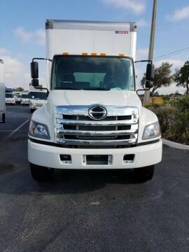 2018 Hino 268A for sale at TRUCKS BY BROOKS in Pompano Beach FL