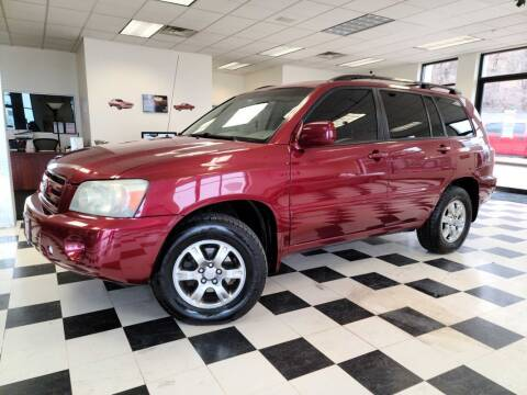 2004 Toyota Highlander for sale at Cool Rides of Colorado Springs in Colorado Springs CO
