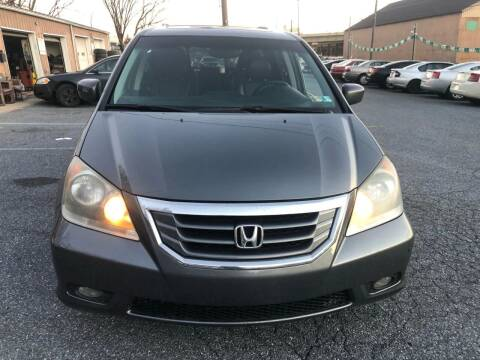 2010 Honda Odyssey for sale at YASSE'S AUTO SALES in Steelton PA
