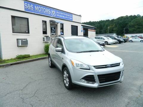 2013 Ford Escape for sale at S & S Motors in Marietta GA