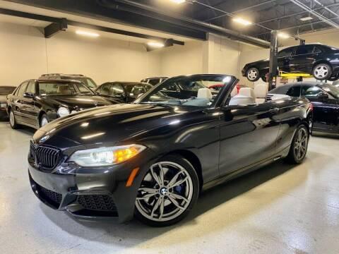 2015 BMW 2 Series for sale at Motorgroup LLC in Scottsdale AZ