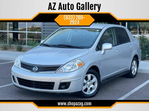 2011 Nissan Versa for sale at AZ Auto Gallery in Mesa AZ
