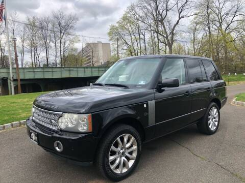 2007 Land Rover Range Rover for sale at Mula Auto Group in Somerville NJ