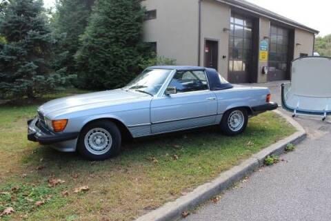 1981 Mercedes-Benz 380-Class for sale at Classic Car Deals in Cadillac MI