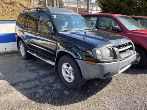 2003 Nissan Xterra for sale at Car World Inc in Arlington VA