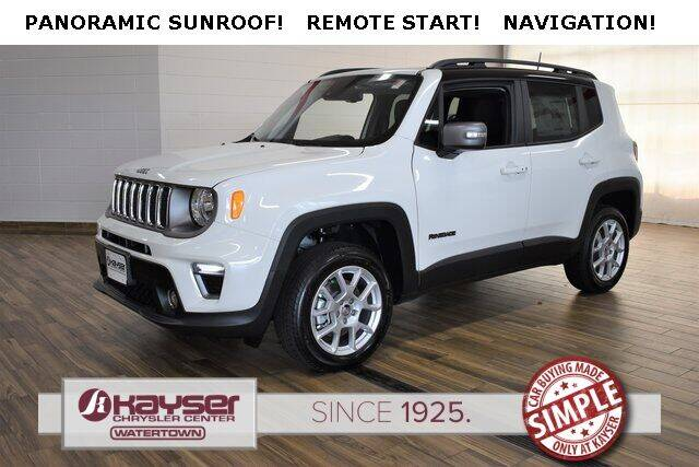 2021 Jeep Renegade for sale in Watertown, WI
