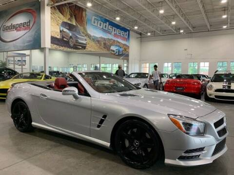 2013 Mercedes-Benz SL-Class for sale at Godspeed Motors in Charlotte NC