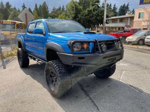 2006 Toyota Tacoma for sale at SNS AUTO SALES in Seattle WA