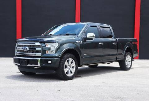 2015 Ford F-150 for sale at Ven-Usa Autosales Inc in Miami FL