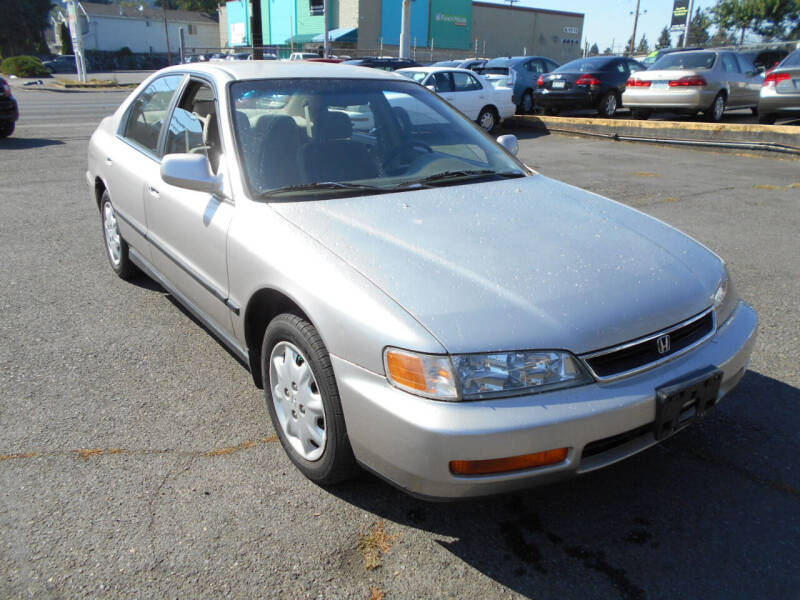 1997 Honda Accord for sale at Family Auto Network in Portland OR