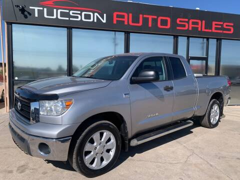 2007 Toyota Tundra for sale at Tucson Auto Sales in Tucson AZ