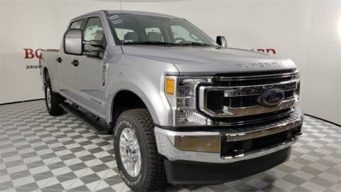 2021 Ford F-250 Super Duty for sale at BOZARD FORD in Saint Augustine FL