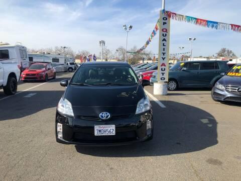 2011 Toyota Prius for sale at TOP QUALITY AUTO in Rancho Cordova CA
