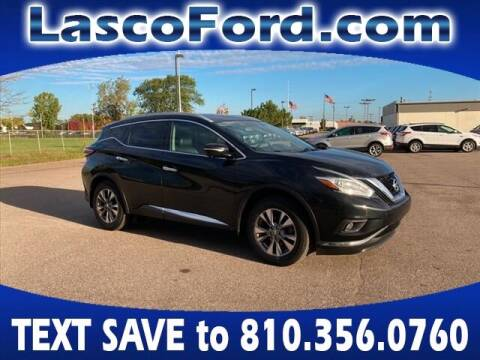 2015 Nissan Murano for sale at Lasco of Grand Blanc in Grand Blanc MI