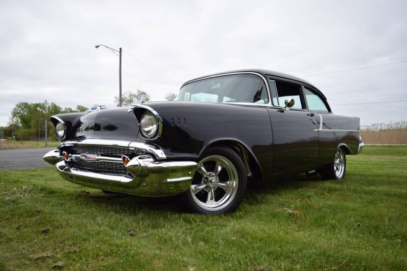 1957 Chevrolet 210 for sale at STUDIO HOTRODS in Richmond IL