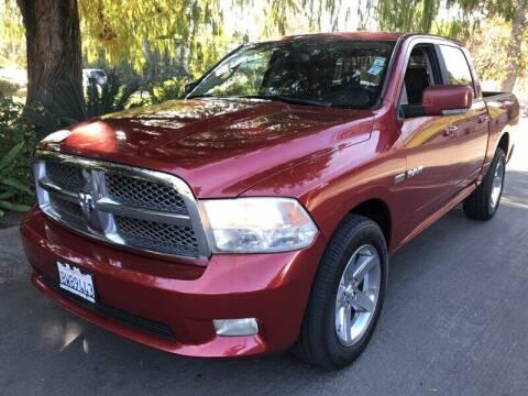 2009 Dodge Ram Pickup 1500 for sale at Boktor Motors in North Hollywood CA