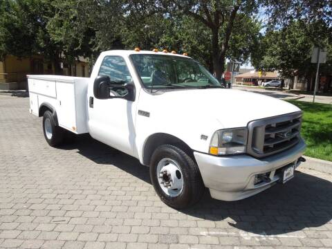 2002 Ford F-350 Super Duty for sale at Family Truck and Auto.com in Oakdale CA
