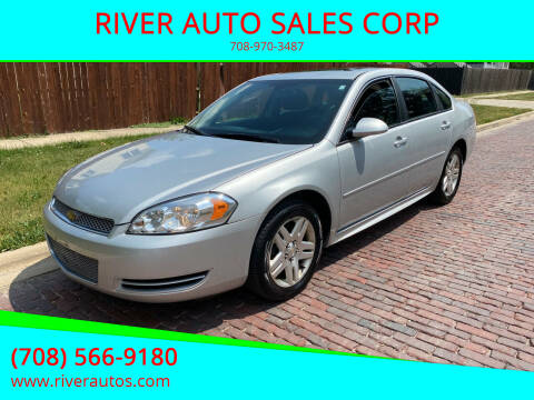 2015 Chevrolet Impala Limited for sale at RIVER AUTO SALES CORP in Maywood IL