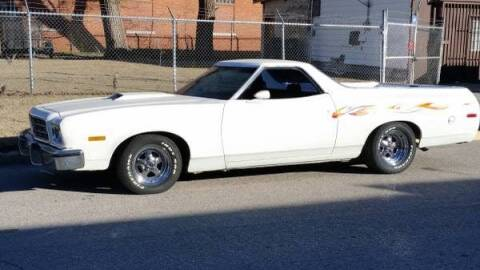 1973 Ford Ranchero for sale at Haggle Me Classics in Hobart IN