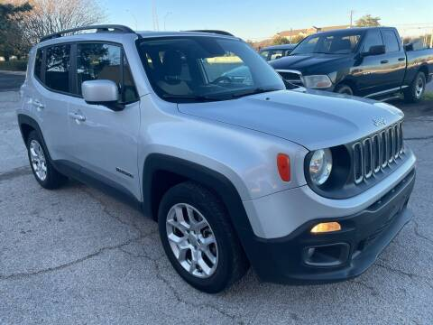 2015 Jeep Renegade for sale at Austin Direct Auto Sales in Austin TX