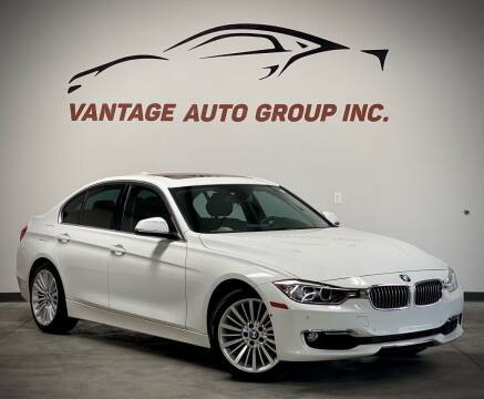 2013 BMW 3 Series for sale at Vantage Auto Group Inc in Fresno CA