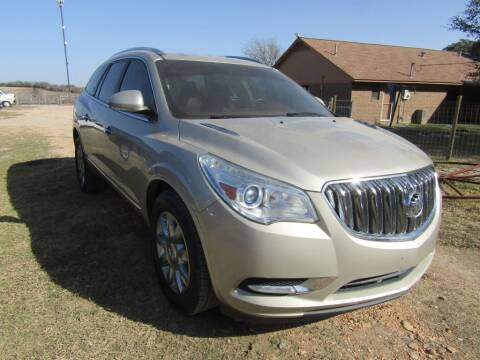 2014 Buick Enclave for sale at Hill Top Sales in Brenham TX