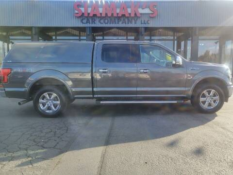 2018 Ford F-150 for sale at Siamak's Car Company llc in Salem OR