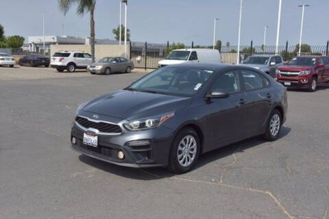 2020 Kia Forte for sale at Choice Motors in Merced CA
