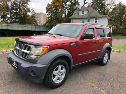 2007 Dodge Nitro for sale at Mula Auto Group in Somerville NJ