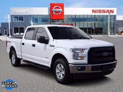 2017 Ford F-150 for sale at EMPIRE LAKEWOOD NISSAN in Lakewood CO