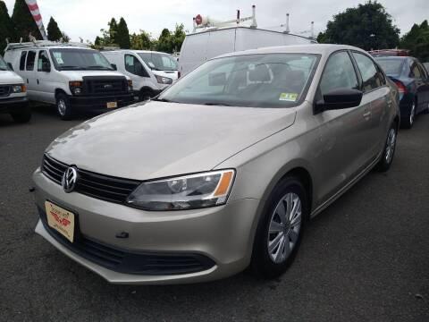 2014 Volkswagen Jetta for sale at P J McCafferty Inc in Langhorne PA