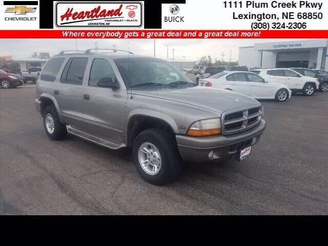 2000 Dodge Durango for sale in Lexington, NE