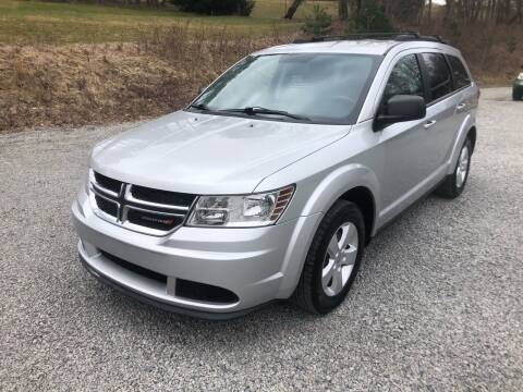 2013 Dodge Journey for sale at R.A. Auto Sales in East Liverpool OH