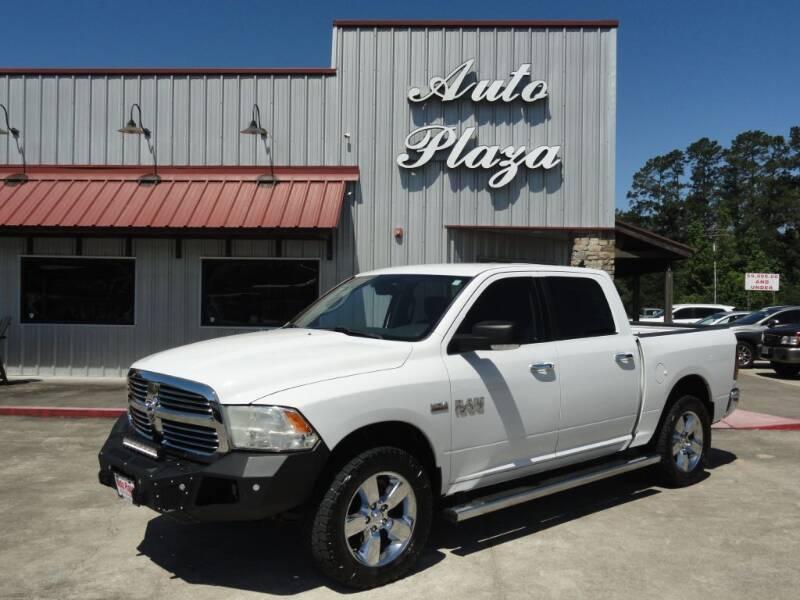 2017 RAM Ram Pickup 1500 for sale at Grantz Auto Plaza LLC in Lumberton TX