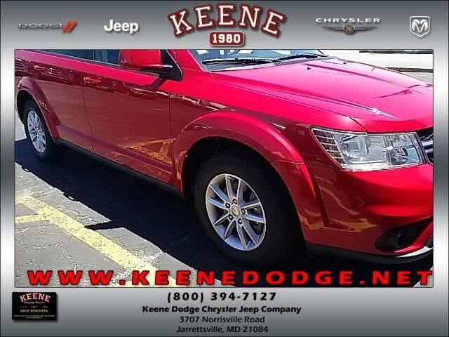 2013 Dodge Journey for sale in Jarrettsville, MD