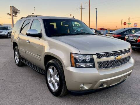 2013 Chevrolet Tahoe for sale at Stanley Direct Auto in Mesquite TX