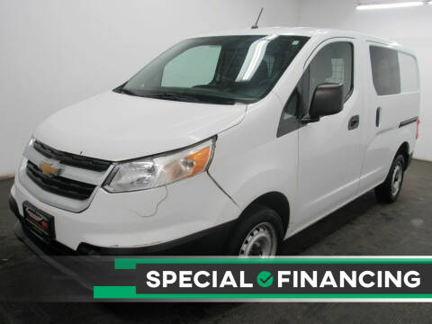 2016 Chevrolet City Express Cargo for sale at Automotive Connection in Fairfield OH