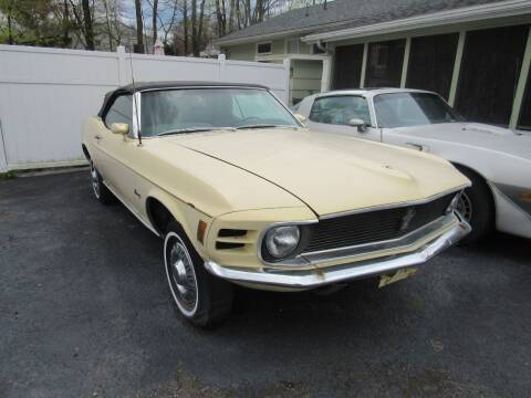 1970 Ford Mustang for sale at Superior Auto Sales in New Windsor NY