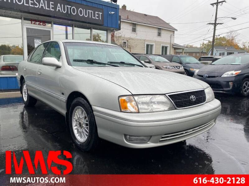 used 1999 toyota avalon for sale in visalia ca carsforsale com carsforsale com