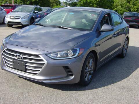 2018 Hyundai Elantra for sale at North South Motorcars in Seabrook NH