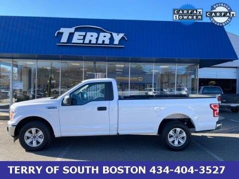 2019 Ford F-150 for sale at Terry of South Boston in South Boston VA