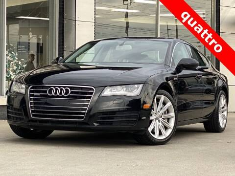 2012 Audi A7 for sale at Carmel Motors in Indianapolis IN