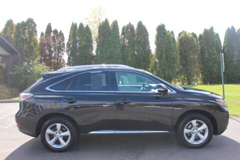 2010 Lexus RX 350 for sale at D & B Auto Sales LLC in Washington Township MI
