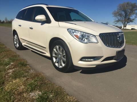 2013 Buick Enclave for sale at Nice Cars in Pleasant Hill MO