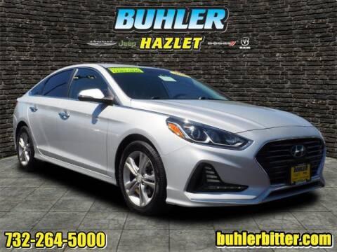 2018 Hyundai Sonata for sale at Buhler and Bitter Chrysler Jeep in Hazlet NJ
