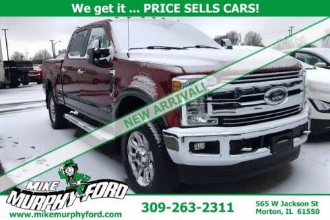 2017 Ford F-350 Super Duty for sale at Mike Murphy Ford in Morton IL