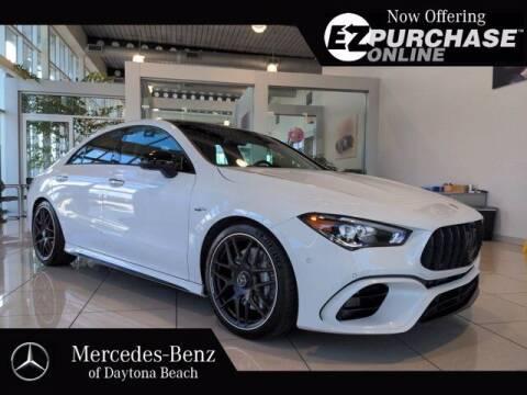2021 Mercedes-Benz CLA for sale at Mercedes-Benz of Daytona Beach in Daytona Beach FL