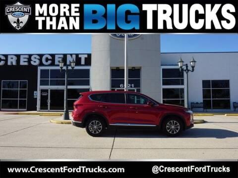 2020 Hyundai Santa Fe for sale at Crescent Ford in Harahan LA
