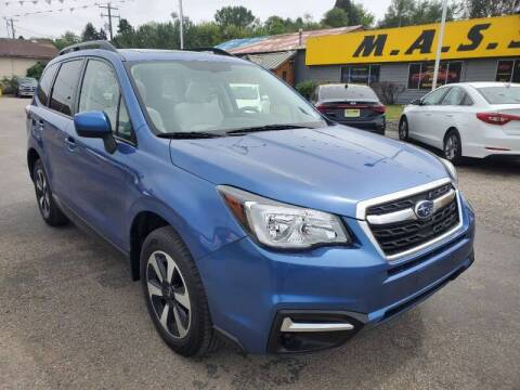 2017 Subaru Forester for sale at M.A.S.S. Motors Chinden in Garden City ID