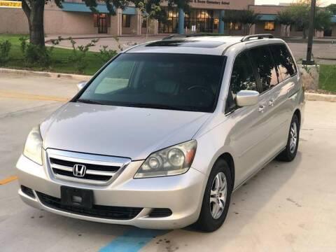 2006 Honda Odyssey for sale at Hadi Motors in Houston TX